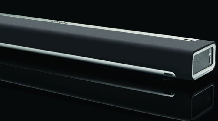Initial Sonos Playbar impressions, understated soundbar