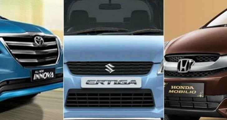 Innova vs. Mobilio vs. Ertiga for clear winner