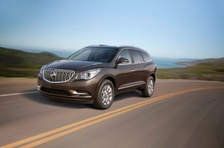 Innovative 2014 Buick Enclave specs