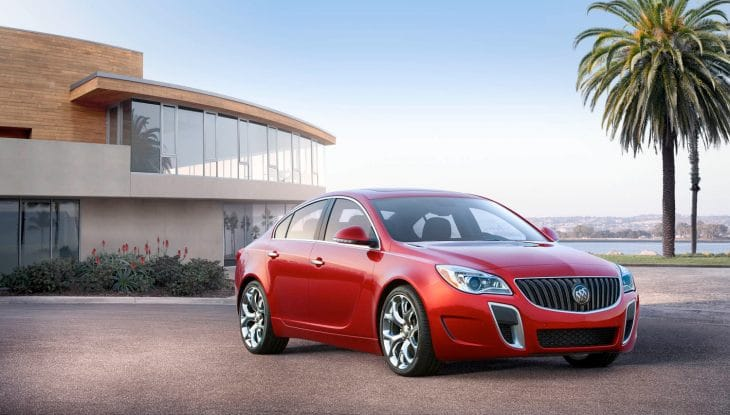 Innovative 2014 Buick Regal
