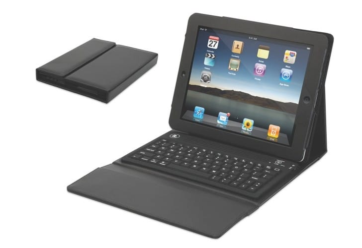 Innovative Technology iPad cases with Bluetooth keyboard