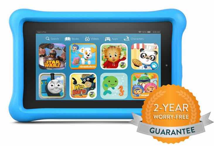 Insightful Amazon Fire Tablet Kids Edition reviews