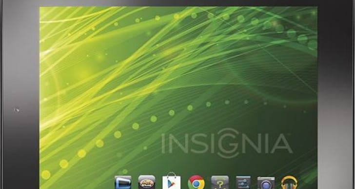 Insignia Flex 8 GB NS-14T002 tablet hits a new low price