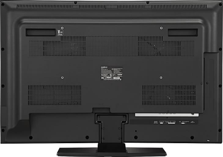 Insignia NS-39L400NA14 HDTV includes 3 HDMI ports