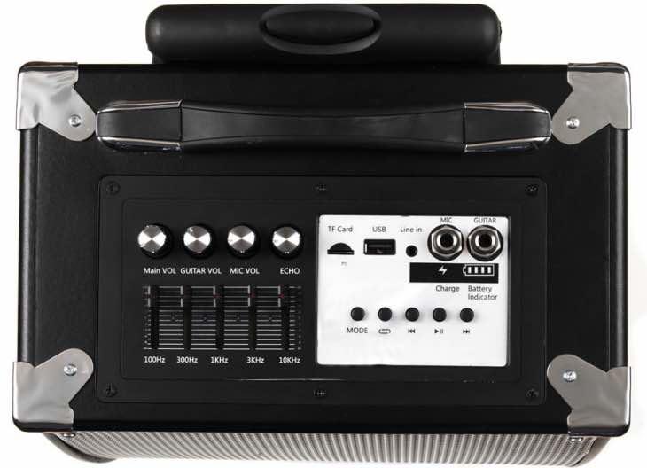 Intempo Karaoke Machine