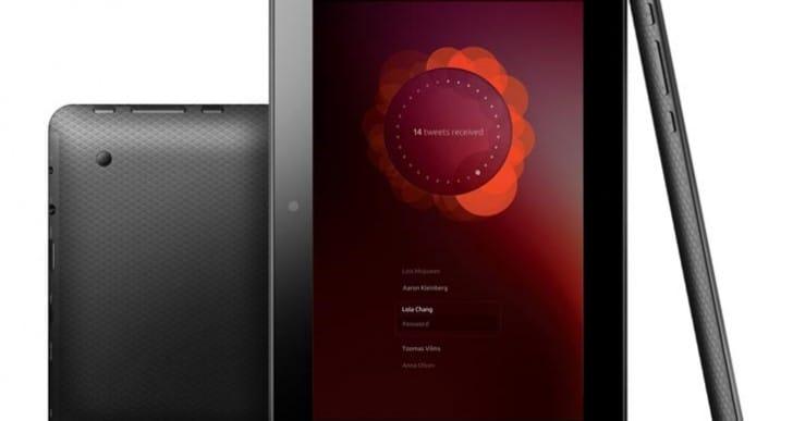 Intermatrix U7 tablet shipping fall with Ubuntu OS