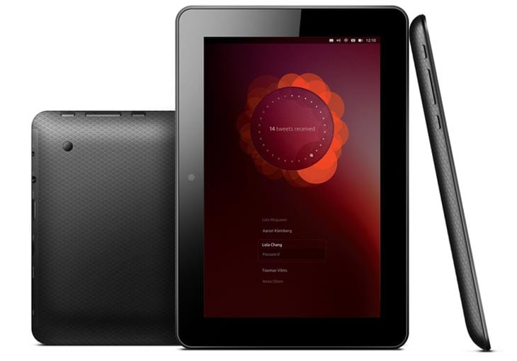 Intermatrix U7 tablet shipping fall with Ubuntu OS