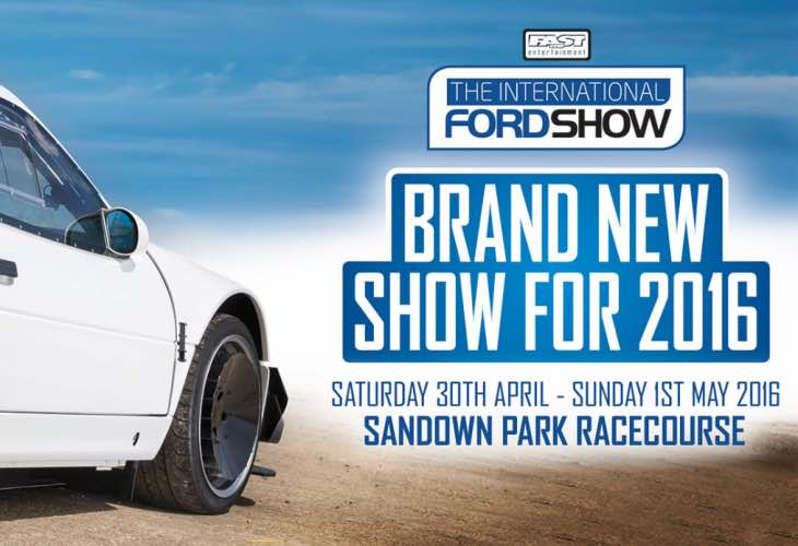 International Ford Fair 2016 tickets
