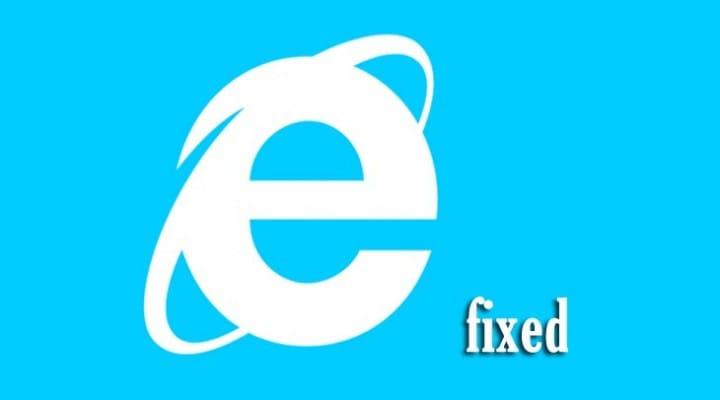 Internet Explorer bug fallout
