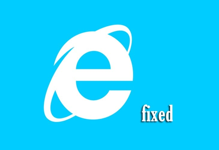 Internet-Explorer-bug-fixed