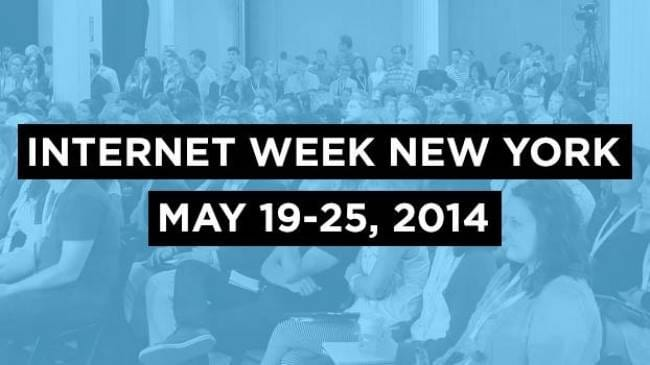 Internet Week for New York
