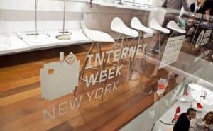 Internet Week starts, schedule for New York