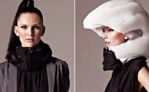 Invisible bike helmet not for sale in US