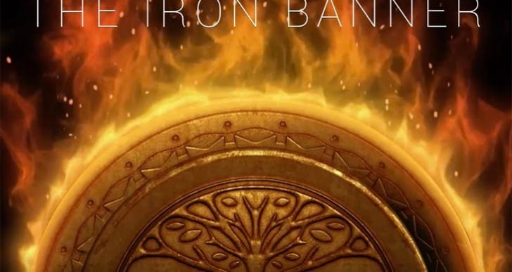 Iron Banner drop rewards in June loot table