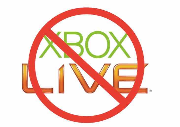 Is Xbox live down