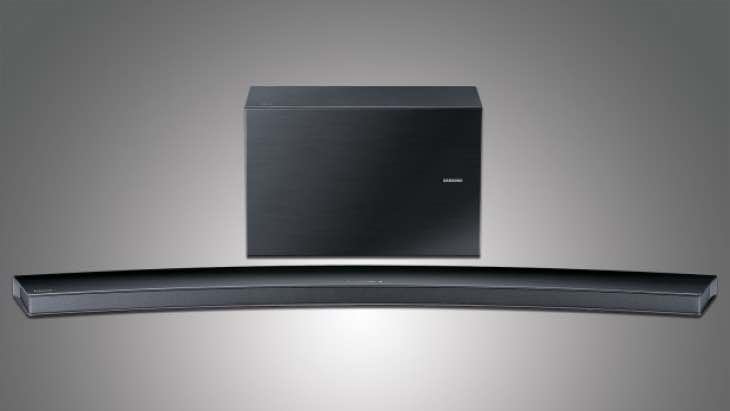 J8500 curved soundbar price