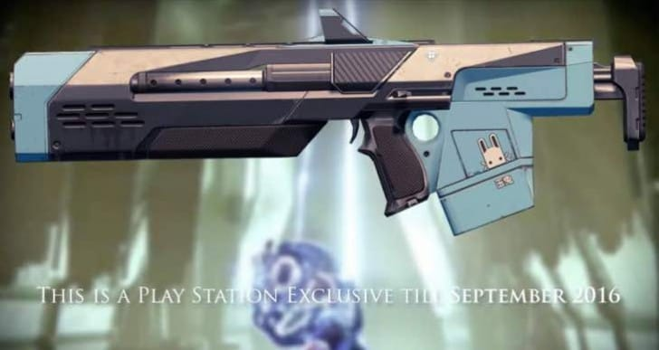 Destiny The Taken King Jade Rabbit Scout Rifle preview
