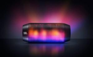 JBL Pulse Wireless Speaker review of light show