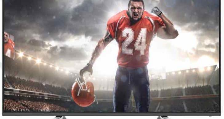 JVC 43-inch LT-43EM75 TV price shock this month