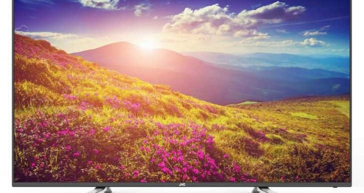 JVC LT-55UE76 55″ 4K Ultra HD review verdict from users
