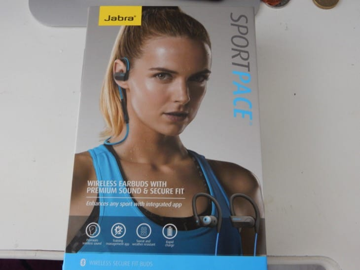 Jabra Sport Pace review 1