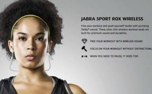 Jabra Sport Rox wireless review for fitness