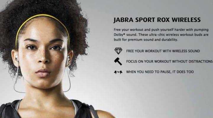 Jabra Sport Rox wireless review for fitness