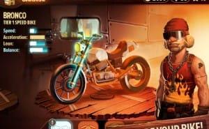Trials Frontier app sees Halloween Jack O' Lantern update