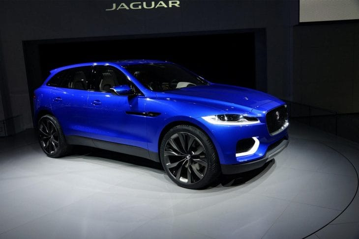 jaguar c x17 suv targets porsche macan in 2016 product reviews net. Black Bedroom Furniture Sets. Home Design Ideas
