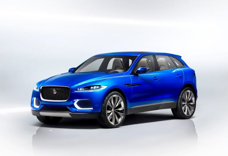 Jaguar C-X17 interior, exterior and specs liberated