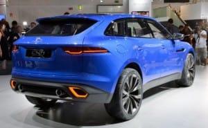Jaguar C-X17 vs. Lexus LF-NX in visual face-off