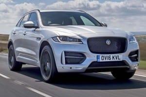New Top Gear review for Jaguar F-Pace 2.0d