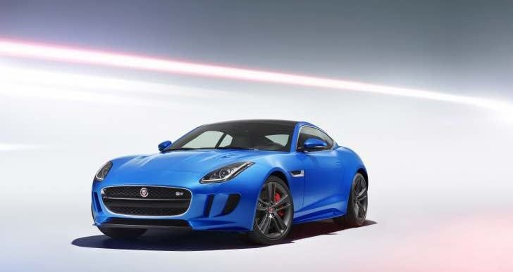 Jaguar F-Type British Design Edition starting price