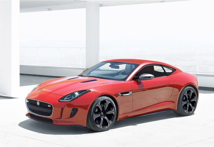 Jaguar F-Type Coupe vs. Roadster - practicality and drivability
