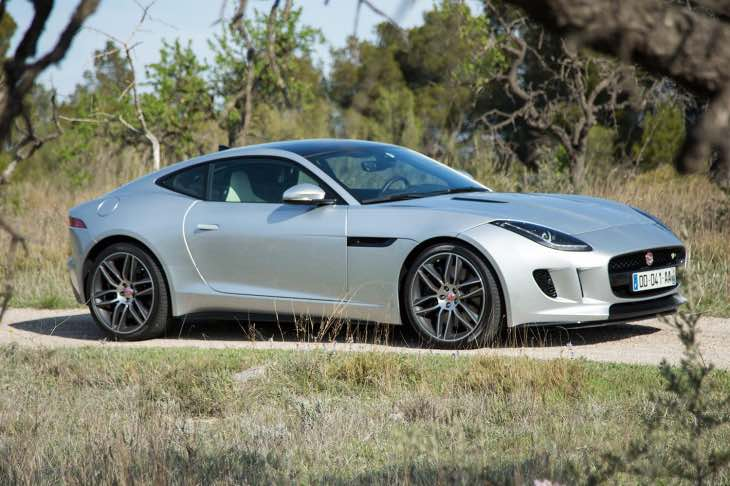 Jaguar F-Type SVR price