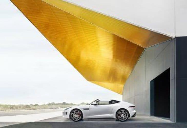 Jaguar F-Type Targa expected, manual transmission preferred
