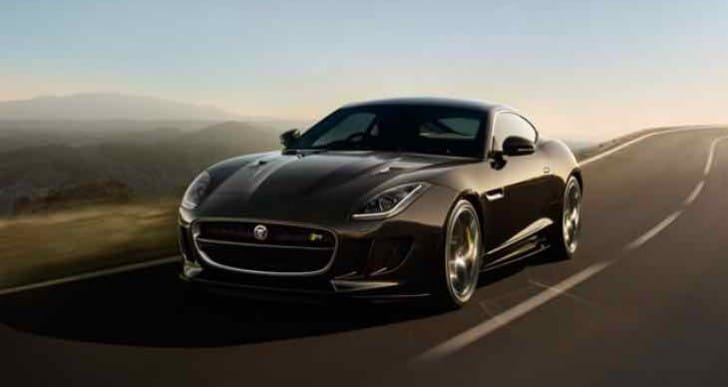 Jaguar F-Type price drop ignored over extra standard features