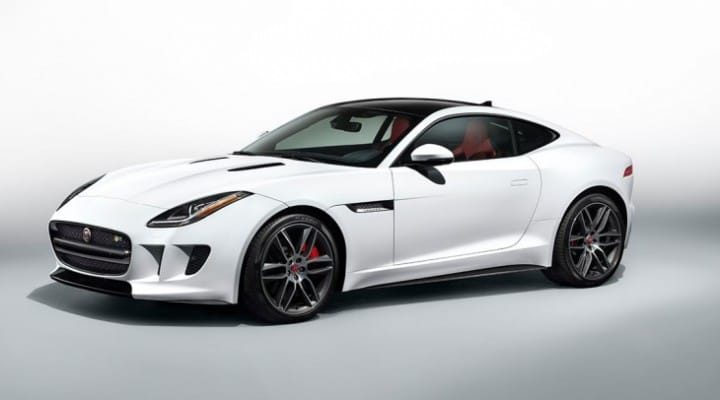 Jaguar F-Type upgrades to transmission and drive train