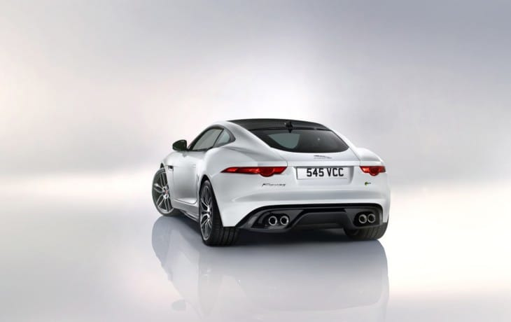 Jaguar F-Type upgrades