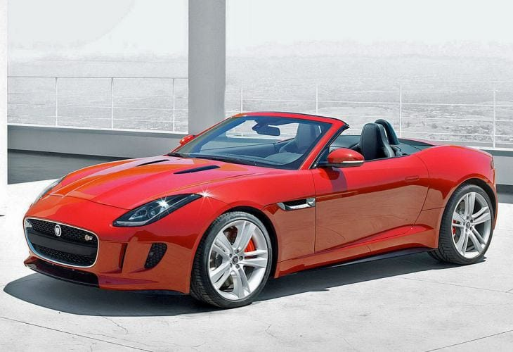 Jaguar F-Type vs. 2014 Corvette Stingray convertible – Price and performance