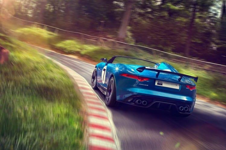 Jaguar F-type Project 7 successor planned