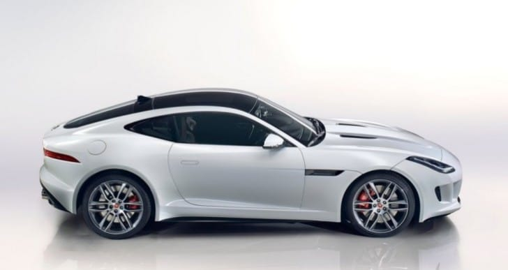 Jaguar F-type R Coupe vs. Lexus RC F desirability