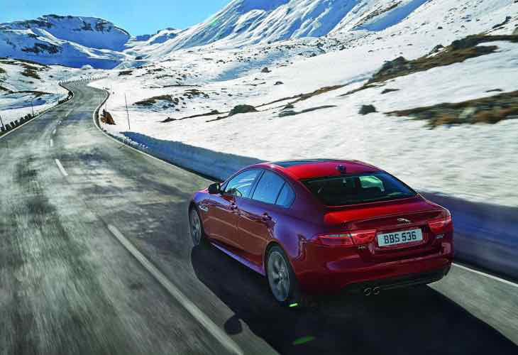 Jaguar XE AWD price