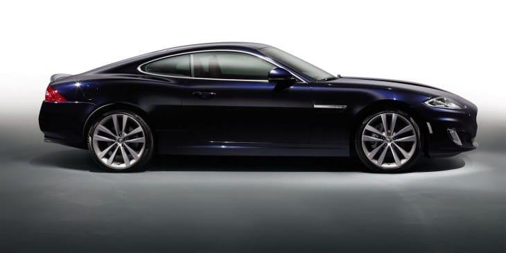 Jaguar XE focus