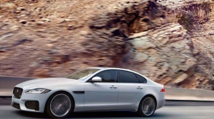 Jaguar XF 2015 trim levels and price yet to be confirmed
