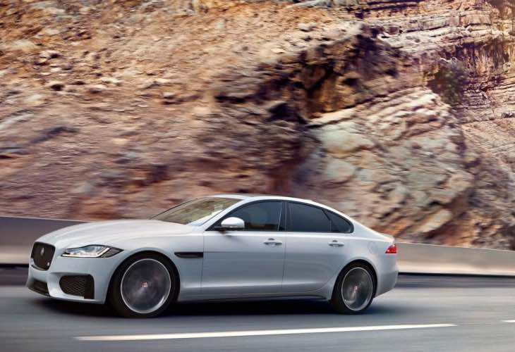 Jaguar XF 2015 trim levels confirmed, but not price