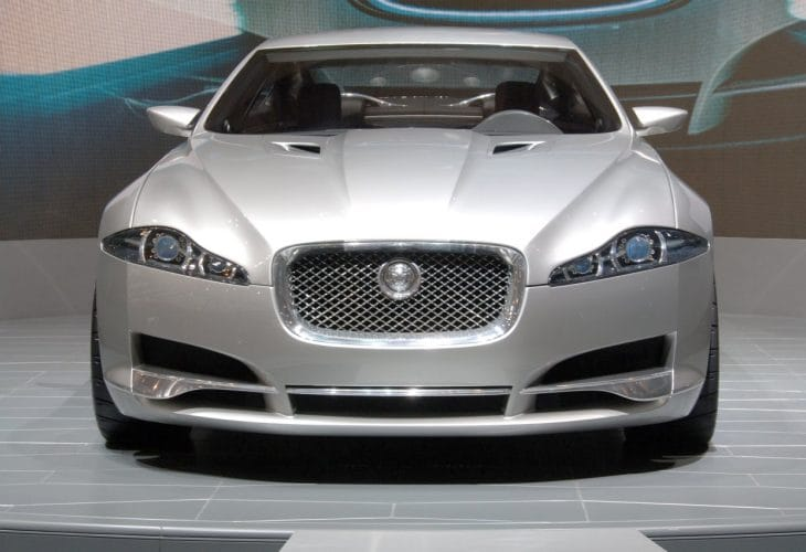 Jaguar XF updates takes advantage of F-Type hype