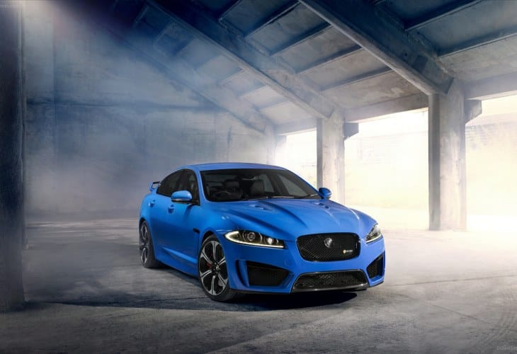 Jaguar XFR-S vs. XFR price disparity