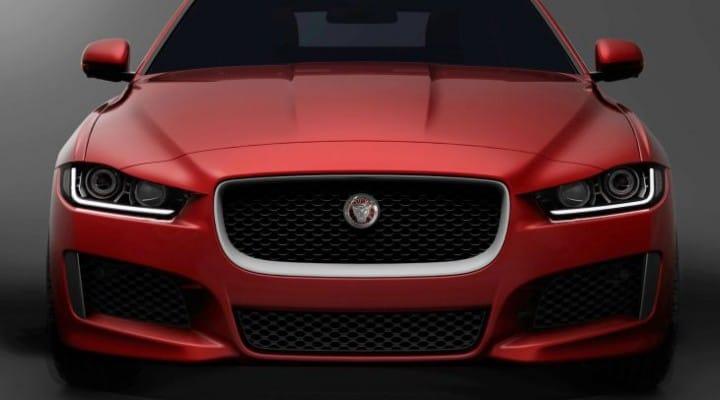 Jaguar's XE compact sports sedan confirmed at 2014 GMS