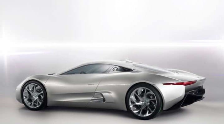 James Bond 24 villain car – Jaguar C-X75 to outclass DB10